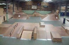 Where can you find a good place to ride BMX or skate when the weather is bad? Here are the best indoor skateparks in the UK. Indoor Places, Skate Park, Bmx, About Uk, The Good Place, Interior, Skateboarding, Uk 5, Image