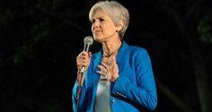 Die Kandidatin der US-Grünen sagt, dass sie die Demokratin Hillary Clinton für genauso schlimm hält wie den Republikaner Donald Trump, der die Wahl gewonnen hat. Aber dennoch kämpft sie nur dort für eine Neuauszählung, wo für Clinton noch ein Wahlsieg rauszuholen wäre. Warum?