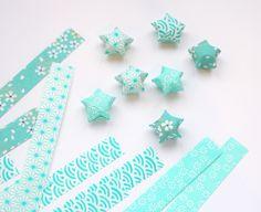 Kit étoiles en origami - Adeline Klam