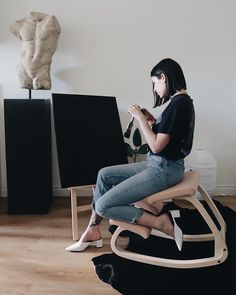 Outstanding 49 Best Variable Balans Images In 2019 Sitting Posture Gmtry Best Dining Table And Chair Ideas Images Gmtryco