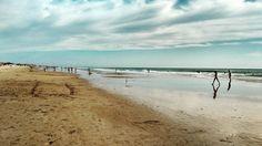 Playa en Perspectiva.