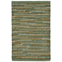 Tonal variety of yarn lends a sense of movement to an otherwise solid rug 100% Polypropylene, this rug is Hand Woven in India and great for any indoor or outdoor space.