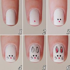 18-Easter-Nail-Art-Tutorials-For-Beginners-Learners-2016-7