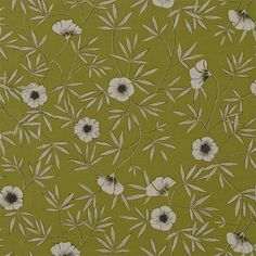 Poetica Fabrics by Harlequin - Named after a species of daffodil, Poetica is an enchanting homage to the natural beauty and intrinsic charm of England's spectacular countryside and its delightful cottage gardens.