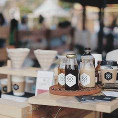 It's ON! @brewbrotherscoffee is now serving your favorite cup at @madeinpublik bazaar. Come and taste our signature Cold Brew. We have the original and.. The new MILK recipe. Fresh cure for this hot weather. Oh we also brew the El Suspiro beans by Nylon Coffee Singapore. Limited stock. Come and let's have fun with us..  Ps: #PayWithRegram promo is still on   #brewbrotherscoffee #SurabayaCoffeeCart  #HobiKopi #inijiegram #food #TableToTable #kuliner #culinary