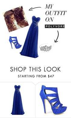 """prom"" by angel-oasis on Polyvore featuring beauty, Tuttle, Celeste and Bling Jewelry"