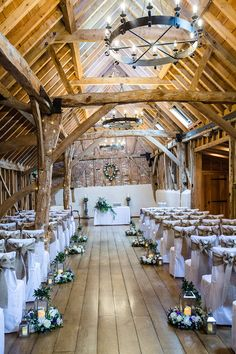 Chwv Winter Weddingsbarnswhite
