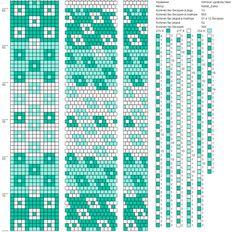 Жгуты из бисера схемы's photos | 3,778 photos | VK - 13 round