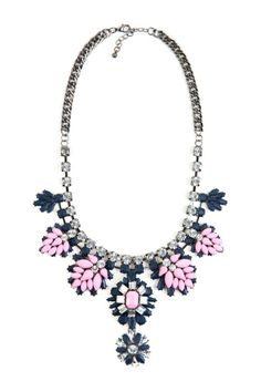 Barcelona Statement Necklace
