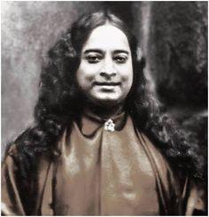 Master smiles - Jai Yoganandaji