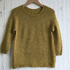Ravelry: Silk sweater w stars pattern by Katrine Hannibal