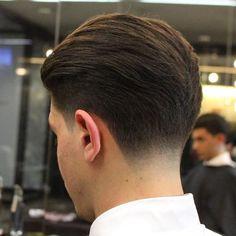 Haircut by rokkmanbarbers http://ift.tt/20kusCa #menshair #menshairstyles #menshaircuts #hairstylesformen #coolhaircuts #coolhairstyles #haircuts #hairstyles #barbers: