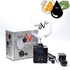 Viva La Vape The Guerrilla Digital Herbal Vaporizer Glow Industries