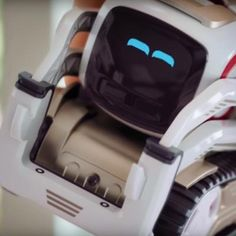 Tech: Review: This Toy Robot Is Like a Real-Life Wall-E Playing with Cozmo feels like interacting with a real robotic pet TIME.com