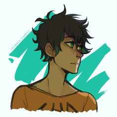 "Percy ""looking hot as always"" fanart Percy Jackson Fan Art, Percy Jackson Books, Percy Jackson Fandom, Rick Riordan Series, Rick Riordan Books, Solangelo, Percabeth, Dibujos Percy Jackson, Avatar"