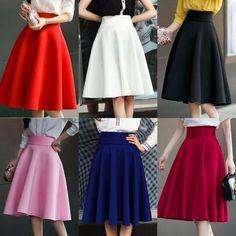 Sweet skirt · Fashion Kawaii [Japan & Korea] · Online Store Powered by Storenvy Dress Outfits, Fashion Outfits, Kurta Designs, Harajuku Fashion, African Fashion Dresses, Cute Skirts, Japanese Fashion, Dress Skirt, Designer Dresses