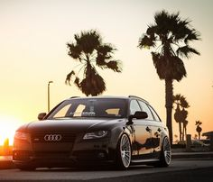 Audi A4 B8 Avant - Low
