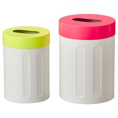 SPRUTT Stool with storage, set of 2 - IKEA