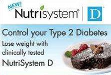 Nutrisystem D is the diet for folks with Type 2 Diabetes. The easy diabetic diet meal plan is dietitian approved and allows you to control your calorie and carbohydrate intake to promote.