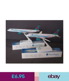 First Choice Airways Airbus A320 /& A321 Push Fit Models New /& Boxed