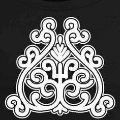 Якутский орнамент схемы