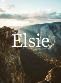 Elsie, My God is bountiful names girl country names girl elegant names girl pretty names girl rare names girl vintage baby names girl