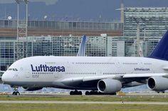 Un drone manque de heurter un Airbus A380 à son atterrissage