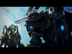 New StarCraft 2: Legacy Of The Void Video Released