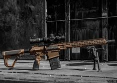 """youngbuckdave:""""Daniel Defense in Patriot Brown"""" Sniper Gear, Tactical Gear, Weapons Guns, Guns And Ammo, Ar 10 Rifle, Lego Soldiers, 338 Lapua Magnum, Zombie Apocalypse Survival, Military Drawings"""