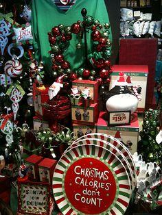 Christmas @ Cracker Barrel