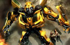 Bumblebee - Transformers art