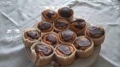 zsannamanna: Muffin rizslisztből és zabpehelylisztből