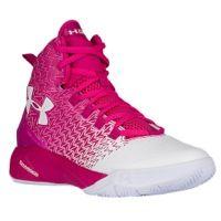 8441112c7d38 Under Armour Clutchfit Drive 3 - Girls  Grade School - Pink   White ...