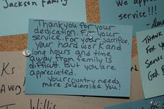 24 best thank a soldier notes images on pinterest soldiers visitors to the army strong zone at the 2012 essence music festival leave thank you notes send package with total confidencesoldier m4hsunfo