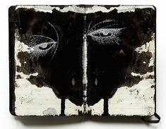 Black Moleskine 12 by Juan Rayos, via Flickr