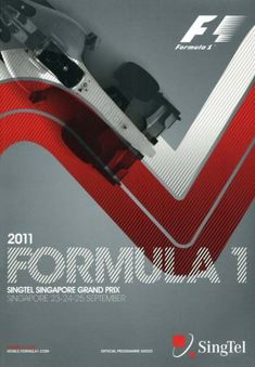 2011 • STATS F1 Singapore Grand Prix, Gp F1, Automobile, Car Posters, Event Posters, Sports Wallpapers, Courses, Banner Design, Auto Racing
