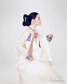 이영애 #korean_actress #hanbok #korean_traditional_dress