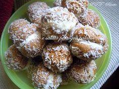 Baci di amaretto con crema al mascarpone Dolce, Nutella, Muffin, Breakfast, Kitchen, Food, Cream, Mascarpone, Morning Coffee
