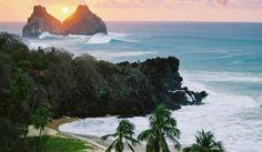 In this summer visit #Fernando #de #noronha: http://www.tripglob.com/famousisland/islands/fernandodenoronha #islands #travel #vacation