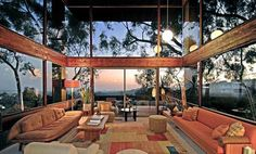 Kristin Kilmer Design - Architecturally Significant - Ray Kappe Canna Road Residence
