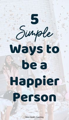 Everyone deserves happiness! Find out how you can be a happier person with these simple steps. Learn how to take control over your life and health today. Health And Wellness, Health Tips, Mental Health, Health Articles, Women's Health, Pregnancy Workout, Fit Pregnancy, Comparing Yourself To Others
