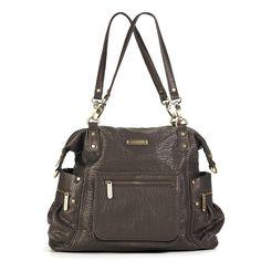 Baby Bag by timi & leslie Abby Espresso