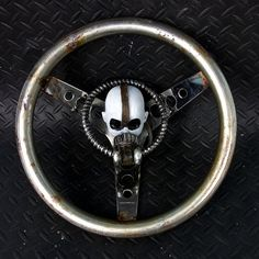 Warboy Mad Max Nux Steering Wheel Display by ExtractionEngine