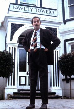 Fawlty Towers 1975–1979