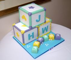 Custom birthday cake ideas for your baby's first birthday Baby Shower Favours For Guests, Baby Shower Game Prizes, Baby Shower Drinks, Baby Shower Fun, Baby Showers, Baby Shower Sheet Cakes, Baby Shower Cakes For Boys, Baby Shower Decorations For Boys, Custom Birthday Cakes