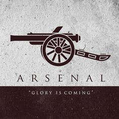 """Game of Thrones counterpart: House Stark. """"Game Of Thrones"""" As Soccer Clubs Arsenal Players, Arsenal Football, Arsenal Fc, Football Soccer, Arsenal Shirt, Game Of Thrones, Arsenal Tattoo, Manchester United, Liverpool"""