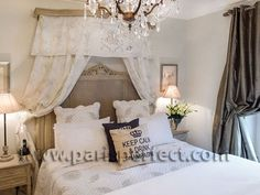 Two Bedroom Apartments For Rent Enchanting Second Bedroom Paris Apartment Rental  Home Decorating Ideas Design Ideas