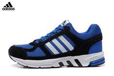 ce4888d5fa Men's Adidas EQT 10 Running Shoes Blue/White/Black B23162,Adidas-EQT