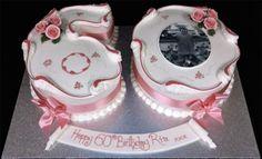 Elegant Birthday Cakes for Women Elegant Birthday Cakes, Birthday Cake For Women Elegant, 65 Birthday Cake, Moms 50th Birthday, 75th Birthday Parties, Birthday Sheet Cakes, Birthday Cakes For Women, Birthday Woman, Surprise Birthday