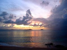 Yes, you will have fantastic sunsets everyday! #Mango Bay# #Virgin Gorda# #BVI# #sunsets# #Caribbean#